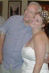 beautiful embroided wedding dress size 18