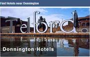Hotels in Donnington,  Telford and Wrekin UK